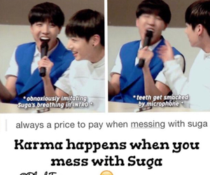 kpop, suga, and bts image