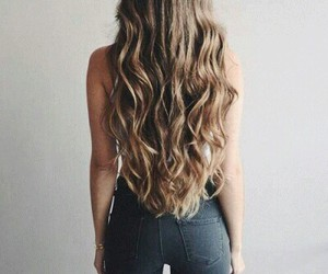 cool, curls, and fashion image