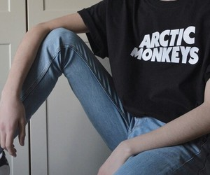 arctic monkeys, grunge, and style image