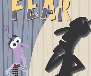 Bill Hader, fear, and inside out image
