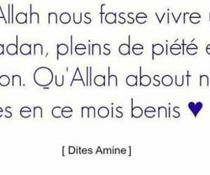 allah, coeur, and islam image
