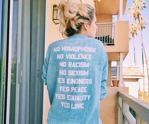 peace, quotes, and equality image
