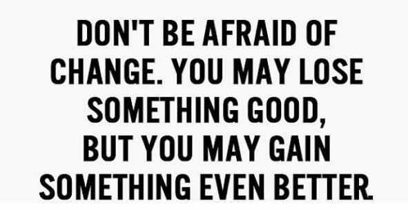 change, deep, and quote image