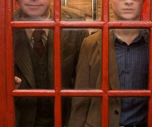 harry potter, arthur weasley, and weasley image