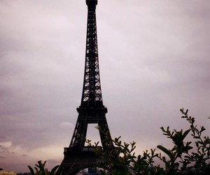 paris, beautiful, and love image