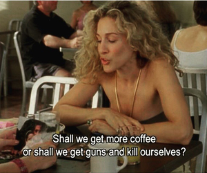 carrie, carriebradshaw, and Carrie Bradshaw image