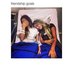 goals and friends image