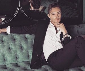 ed westwick, gossip girl, and Hot image