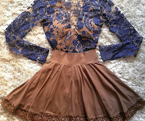 beautiful, clothing, and fashion image