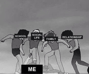 me, family, and life image
