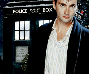 doctor who, christmas, and billie piper image