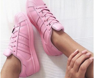 adidas, superstar, and supercolour image