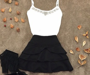 beautiful, outift, and clothing image