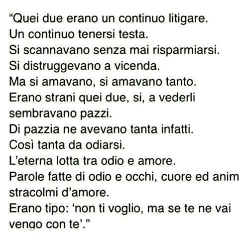 Frasi D Amore Odio.Image About Frasi Belle In Love By Hurt Xox13