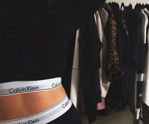 Calvin Klein, fashion, and black image