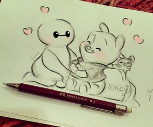 disney, pooh, and cute image