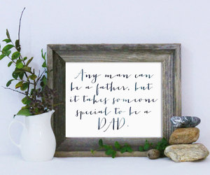 calligraphy, dad, and father image