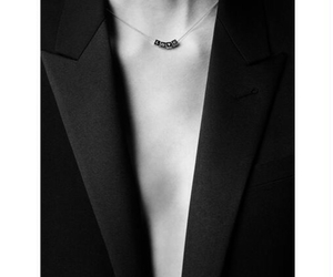 black & white, fashion, and minimal image