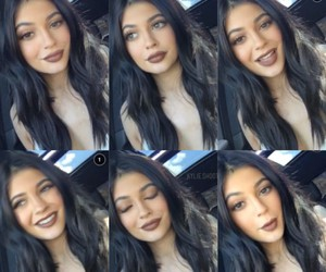 make up and kylie jenner image