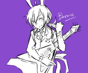 Bonnie and five nights at freddy's image