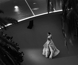 black and white, cannes, and fashion image