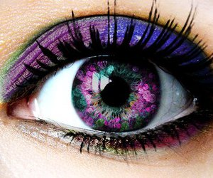 eye, sexy, and cute image