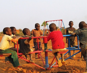africa, African, and african kids image
