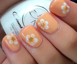 beauty, fashion, and nails image