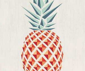pineapple, pretty, and cute image