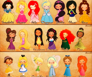 princess and disney image
