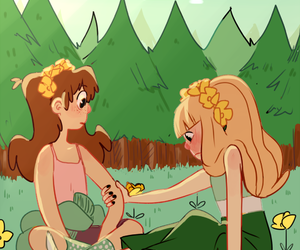 pacifica, gravity falls, and mabel pines image
