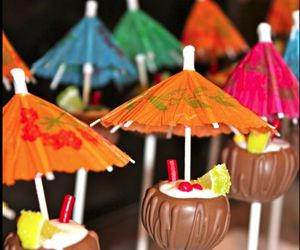 cake pops, creative, and yummy image