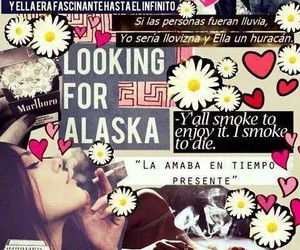 book, buscando a alaska, and john green image