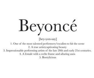 beyoncé, quote, and queen bey image