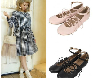 ballet, lolita, and shoes image