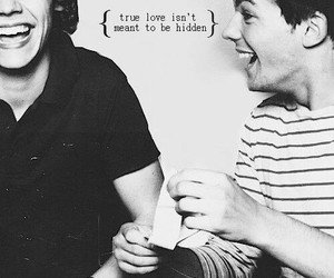 larry, larry stylinson, and love image