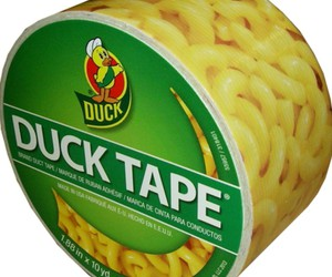 cheese, duck tape, and yum image