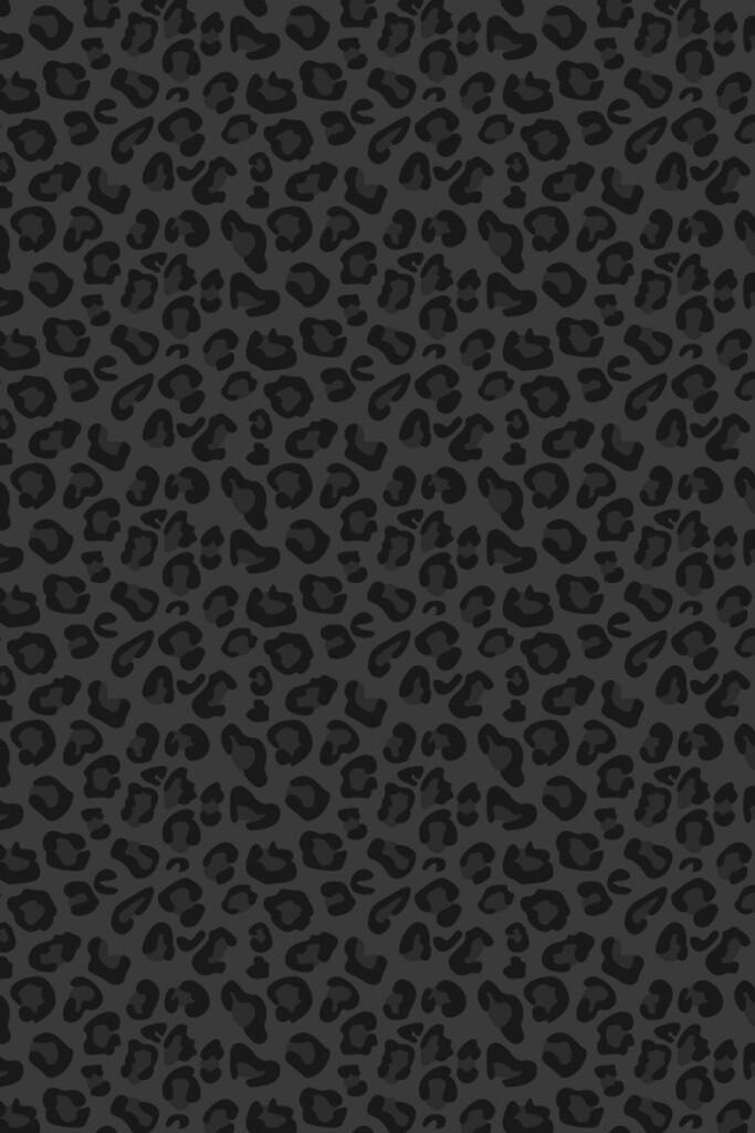 Fave Black Animal Print Wallpaper On We Heart It