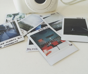 photos, polaroids, and instant camera image