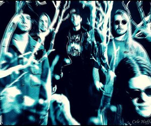 blind melon, blue, and brad image
