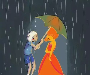 love, adventure time, and finn image