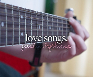song, love, and music image
