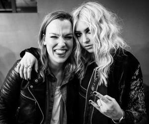 Taylor Momsen, lzzy hale, and halestorm image