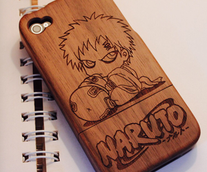 anime, case, and gaara image