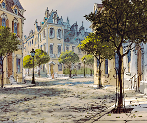 aristocats, france, and hope image