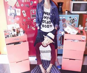 l.joe, chunji, and teen top image