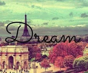 Dream and paris image