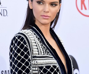 kendall jenner, model, and hairstyle image
