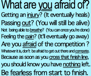 fearless and quote image