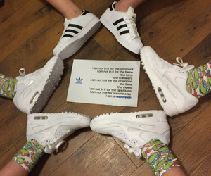 adidas, beautiful, and fit image